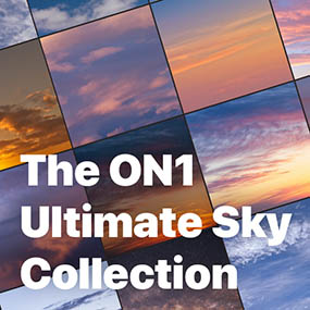 The ON1 Ultimate Sky Collection